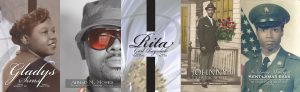 funeral programs design and printing